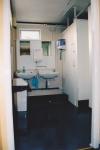 Cabin Wash Area