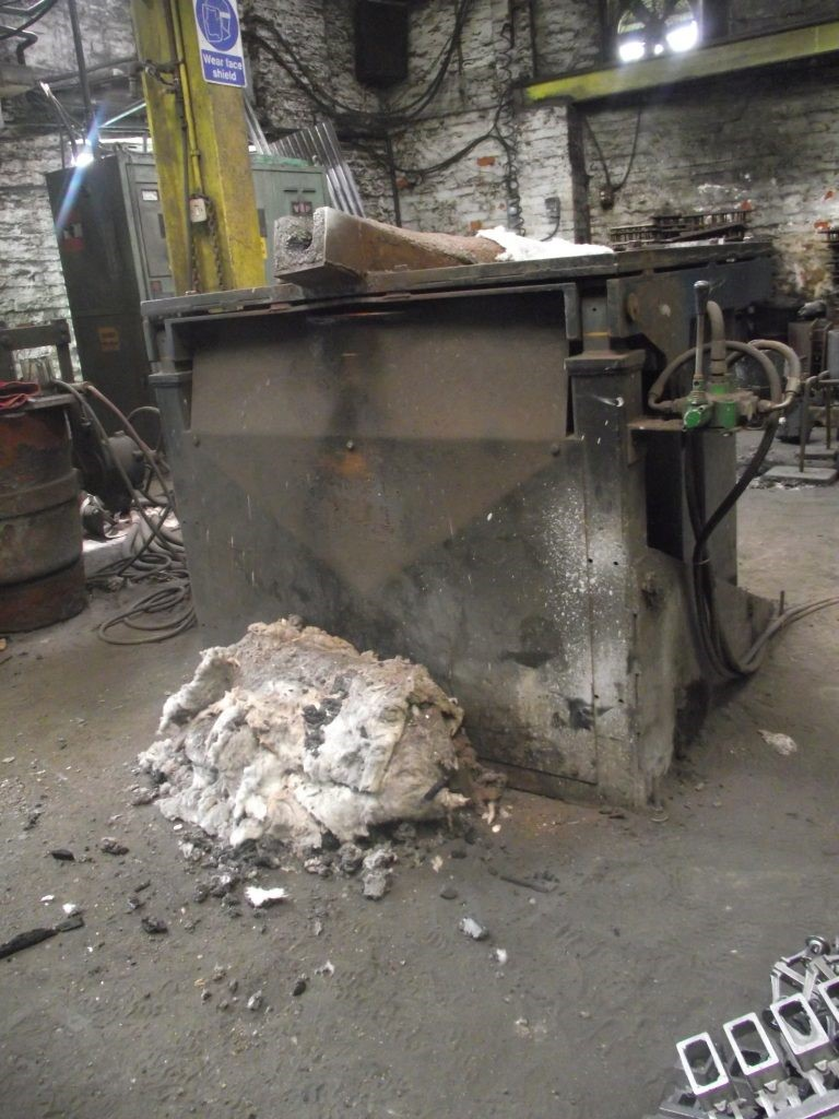 THE ONLY FOUNDRY IN DORSET