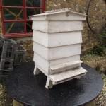 Our white W.B.C. hive