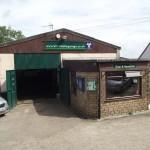Kittwhistle Garage, Beaminster