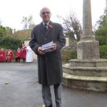 REMEMBRANCE SUNDAY AT WHITCHURCH