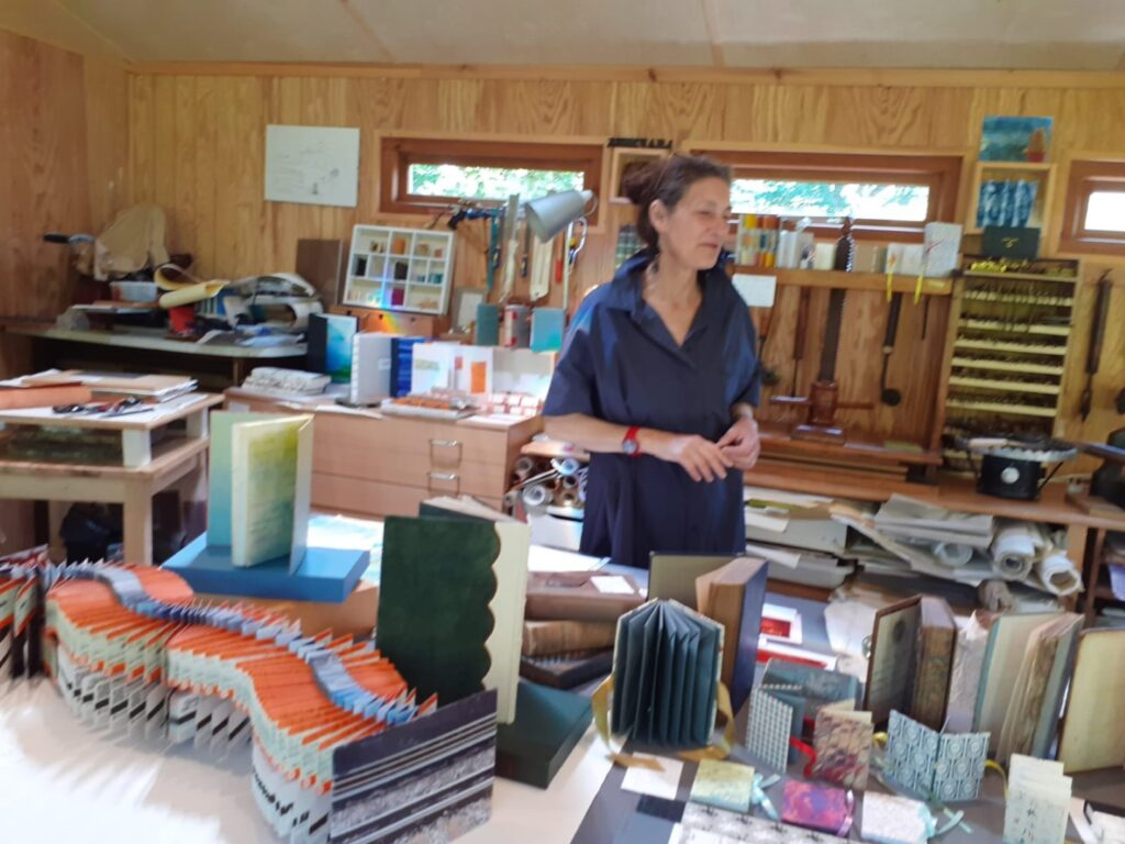 LEAFWORK – BOOKBINDING
